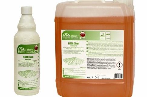 FLOOR CLEAN posadzki mycie i pielęgnacja
